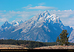 Grand Teton, Mount Owen, Teewinot, Grand Teton National Park, Wyoming