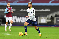 Douglas Luiz of Aston Villa during West Ham United vs Aston Villa, Premier League Football at The London Stadium on 30th November 2020