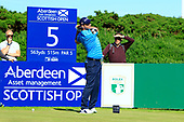 Padraig HARRINGTON (IRL) during the ProAm ahead of the 2017 Aberdeen Asset Management Scottish Open played at Dundonald Links from 13th to 16th July 2017: Picture Stuart Adams, www.golftourimages.com: 12/07/2017