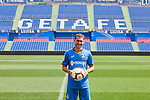 Getafe CF's Sebastian Cristoforo during his official presentatio at Coliseum Alfonso Perez in Getafe, Spain. September 04, 2018. (ALTERPHOTOS/A. Perez Meca)