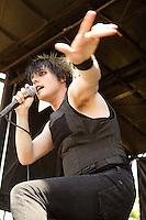My Chemical Romance, Vans Warped Tour, Fairgrounds; 7.16.2005<br />