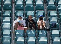 MIAMI GARDENS, FL - MARCH 25: Ashleigh Barty Vs Kristina Kucova at the 2021Miami Open at Hard Rock Stadium on March 25, 2021 in Miami Gardens, Florida. <br /> CAP/MPI04<br /> ©MPI04/Capital Pictures