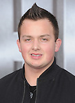 Noah Munck attends Universal Pictures' American Premiere of Battleship held at Nokia Theatre L.A. Live in Los Angeles, California on May 10,2012                                                                               © 2012 DVS / Hollywood Press Agency