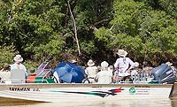 The Pantanal is a popular destination for jaguar tourism.