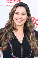 Kelly Brook<br /> arriving for the launch of new radio station Heart Dance at Global Radio, Leicester Square, London<br /> <br /> ©Ash Knotek  D3513  02/07/2019
