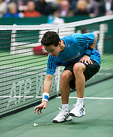 10-02-14, Netherlands,Rotterdam,Ahoy, ABNAMROWTT,Ballboy<br />