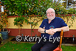 Former musician and chef Cyril Bogins Killarney celebrates his 70th birthday at home on Monday