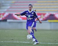 Waasland Beveren Sinaai Girls - RSC Anderlecht : Cynthia Browaeys.foto DAVID CATRY / Nikonpro.be