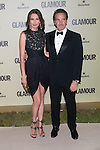 26.06.2012. 10th Anniversary of Glamour Magazine at the Embassy of Italy in Madrid. In the image Nieves Alvarez and Marco Severini (Alterphotos/Marta Gonzalez)