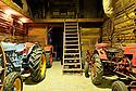 09/05/11 - RIOM - PUY DE DOME - FRANCE - Collection de tracteurs VENDEUVRE appartenant a Guy BASTER - Photo Jerome CHABANNE