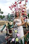 Paarticipant in the Doo Dah Parade in Pasadena, CA