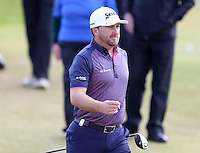 Saturday 30th May 2015; Graeme McDowell, Northern Ireland, walks down the 8th fairway<br /> <br /> Dubai Duty Free Irish Open Golf Championship 2015, Round 3 County Down Golf Club, Co. Down. Picture credit: John Dickson / SPORTSFILE