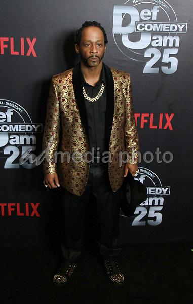 "10 September 2017 - Beverly Hills, California - Kat Williams. Netflix ""Def Comedy Jam 25"" held at The Beverly Hilton. Photo Credit: Theresa Bouche/AdMedia"