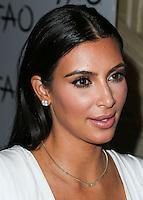 LAS VEGAS, NV, USA - OCTOBER 25: Kim Kardashian West arrives at Kim Kardashian West's 34th Birthday Celebration held at TAO Nightclub at The Venetian Las Vegas on October 25, 2014 in Las Vegas, Nevada, United States. (Photo by Xavier Collin/Celebrity Monitor)