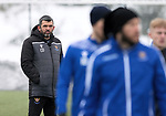 St Johnstone Training…. 15.01.21<br />