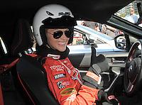 Media Day for Toyota Pro/Celeb Race