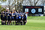NELSON, NEW ZEALAND - SPL Football - Nelson Suburbs v Selwyn Utd. Saxton Field, Nelson. New Zealand. Saturday 2 October 2021. (Photo by Chris Symes/Shuttersport Limited)<br /> <br /> Licence type: Rights-managed<br /> Release info: Not released.