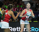2016 Fast 5 Netball World Series<br /> Game 8<br /> England v South Africa<br /> <br /> Photo: Grant Treeby