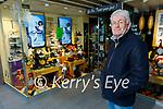 John Walsh of Walsh Bros shoe shop in Tralee