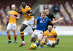 Motherwell v St Johnstone……12.09.20   Fir Park  SPFL<br />