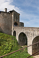 Europe/France/Aquitaine/64/Pyrénées-Atlantiques/Pays-Basque/Mauléon-Licharre: Le Château fort