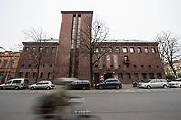 2017/11/09 Berlin | Kreuzberg | Google-Campus