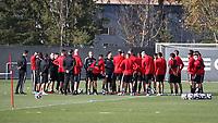 Toronto FC Training, November 08, 2019