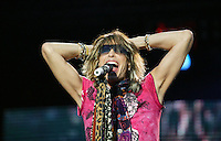 26/06/2007.Aerosmith in performance at Marlay Park., Dublin. .Photo: Gareth Chaney Collins