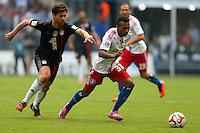 Football: Germany, 1. Bundesliga<br />  Julian Green (Hamburger SV, HSV)