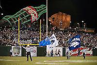 SAN FRANCISCO, CA--Nevada Wolfpack at the inaugural Kraft Fight Hunger Bowl at AT&T Park in San Francisco, CA.