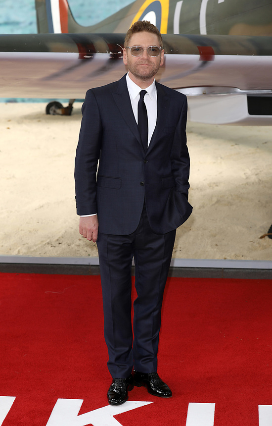 """Sir Kenneth Brannagh<br /> at the """"Dunkirk"""" World Premiere at Odeon Leicester Square, London. <br /> <br /> <br /> ©Ash Knotek  D3289  13/07/2017"""
