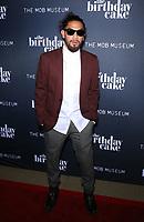 "11 June 2021 - Las Vegas, NV - Cemi Guzman.  VIP World Premiere Screening  of ""The Birthday Cake"" at The Mob Museum Las Vegas. Photo Credit: mjt/AdMedia"