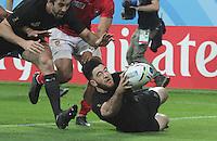 151009 RWC 15 - All Blacks v Tonga