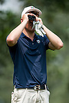 Simon Zach of Czech Republic in action during the 9th Faldo Series Asia Grand Final 2014 golf tournament on March 19, 2015 at Mission Hills Golf Club in Shenzhen, China. Photo by Xaume Olleros / Power Sport Images