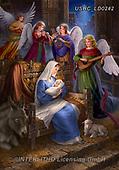 Liz,HOLY FAMILIES, HEILIGE FAMILIE, SAGRADA FAMÍLIA, LizDillon, paintings+++++,USHCLD0242,#XR#