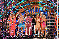 """Celeb Dancers<br /> at the launch of """"Strictly Come Dancing"""" 2018, BBC Broadcasting House, London<br /> <br /> ©Ash Knotek  D3426  27/08/2018"""