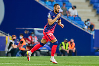 12th September 2021: Barcelona, Spain:  Matheus Cunha of Atletico de Madrid during the Liga match between RCD Espanyol and Atletico de Madrid at RCDE Stadium in Cornella, Spain.