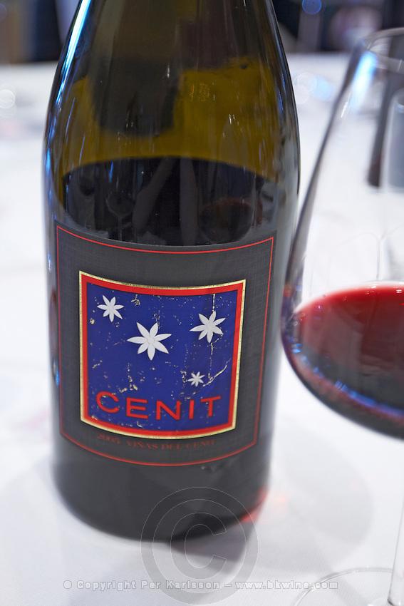 Cenit 2005 Bodegas Vinas del Cenit, DO Tierra del Vin de Zamora spain castile and leon