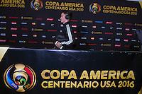 Action photo during the match Argentina vs Venezuela at Gillette Stadium Copa America Centenario 2016. ---Foto de accion durante el partido Argentina vs Venezuela, En el Estadio Gillette. Partido Correspondiante a los Cuartos de Final de la Copa America Centenario USA 2016, en la foto: Juan Pablo Anor<br /> --- - 18/06/2016/MEXSPORT/Osvaldo Aguilar.