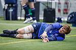 Scotland rugby training 5.3.2018<br /> Richie Gray