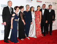 LOS ANGELES, CA, USA - OCTOBER 11: Jamie Lee Curtis, Natalie Portman, Maria Menounos arrive at the Children's Hospital Los Angeles' Gala Noche De Ninos 2014 held at the L.A. Live Event Deck on October 11, 2014 in Los Angeles, California, United States. (Photo by Xavier Collin/Celebrity Monitor)