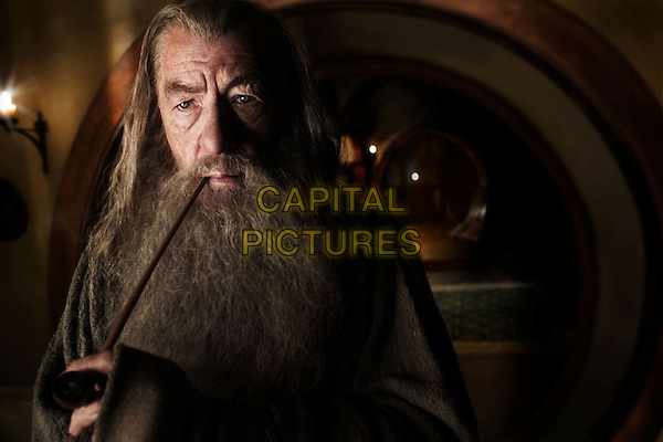 IAN McKELLEN.in The Hobbit: An Unexpected Journey (2012).*Filmstill - Editorial Use Only*.CAP/NFS.Supplied by Capital Pictures.