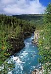 Norwegen, Oppland, bei Lom: der Fluss Otta | Norway, Oppland, near Lom: river Otta