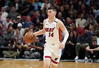 Tyler Herro (G Miami Heat, #14) - 22.01.2020: Miami Heat vs. Washington Wizards, American Airlines Arena