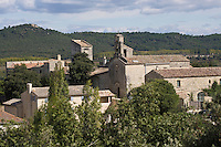 Europe/France/Languedoc-Roussillon/30/Gard/ Saint-Siffret: le village
