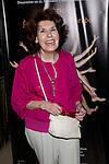 26.07.2012. Premier at Theatre Bellas Artes in Madrid of the show `Caprichos para violín y cuerpo´, of Ara Malikian. In the image Charo Soriano (Alterphotos/Marta Gonzalez)