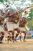 danseurs du Sépik - Papouasie NG