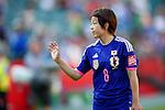 Aya Miyama (JPN), JULY 1, 2015 - Football / Soccer : FIFA Women's World Cup Canada 2015 Semi-final match between Japan 2-1 England at Commonwealth Stadium in Edmonton, Canada. (Photo by AFLO)