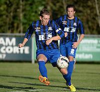FC Veldegem : Davey Rossel <br /> Foto VDB / Bart Vandenbroucke