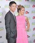 Teresa Palmer and Topher Grace attends the Relativity Media's L.A. Premiere of Take Me Home Tonight held at The Regal Cinemas L.A. Live Stadium 14 in Los Angeles, California on March 02,2011                                                                               © 2010 DVS / Hollywood Press Agency